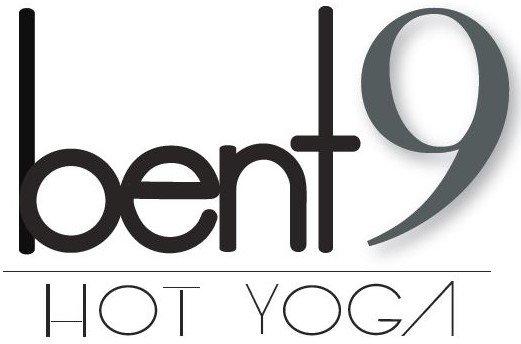 bent9 Hot Yoga logo