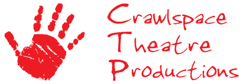 Crawlspace Theatre Productions logo