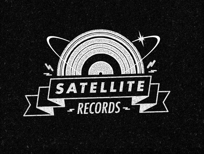 Satellite Records Logo