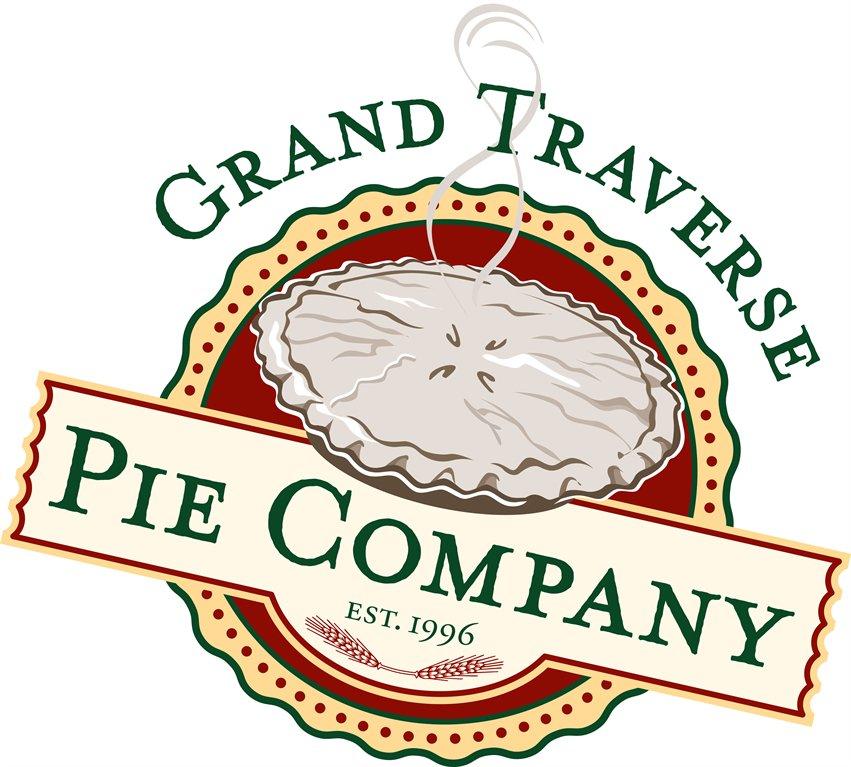 grand traverse pie company logo