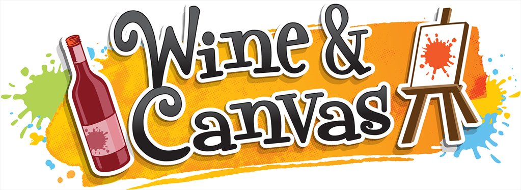 wine & canvas logo