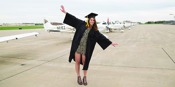 From Colorado to Kazoo - Maya Thornley's Aviation Elevation