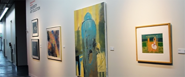 New Exhibition Space Dedicated to Alumni Work