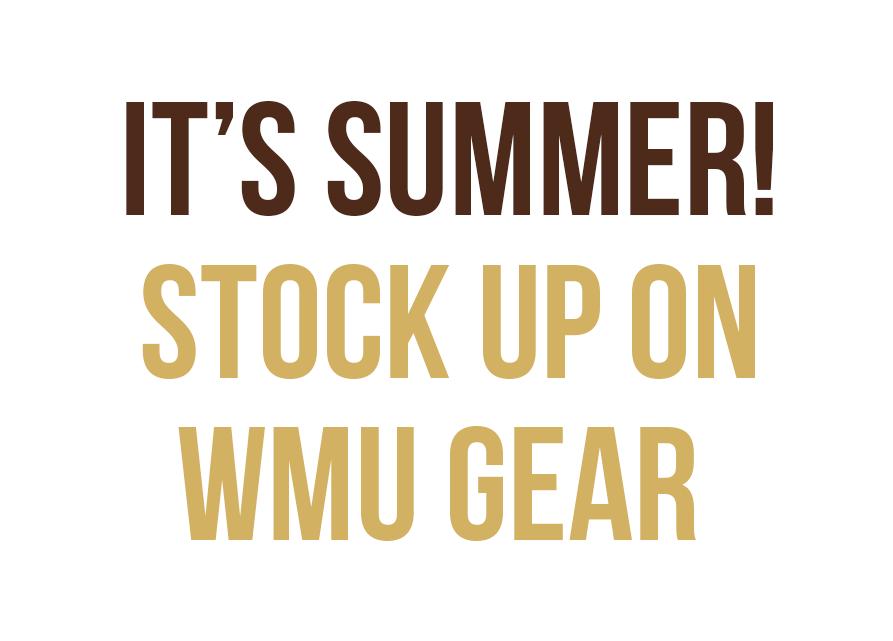 Stock up on WMU gear!