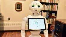 Help Fund a Humanoid Robot for the Communication & Social Robotics Lab
