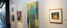 New Exhibition Space Dedicated to Alumni Work